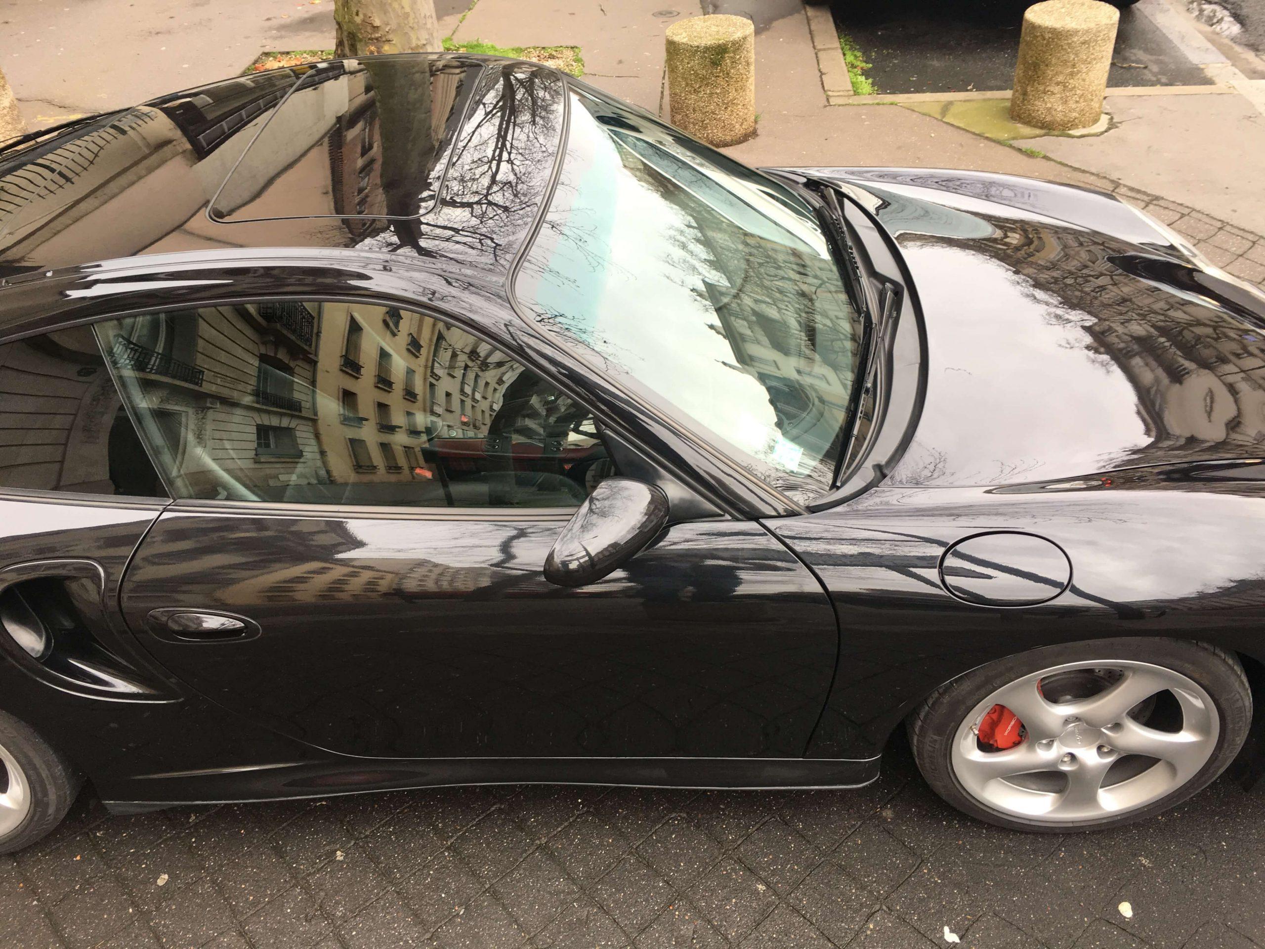 Porsche 911 type 996 Turbo