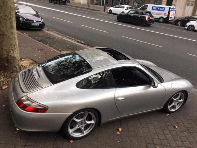 Porsche 911 Coupe (996) (2) 3.6 CARRERA 320CH TOIT OUVRANT