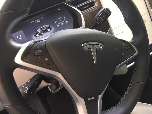 Tesla Model S 85 KWH P85 PERFORMANCE