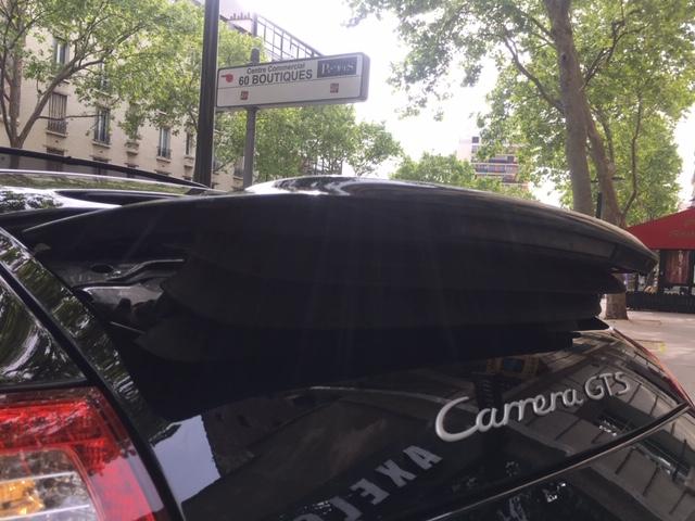 911/997 GTS Cabriolet boite MECA 3.8 Carrera 408CV