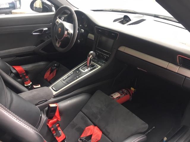 Porsche 991 GT3 3.8l 475 chv Club Sport