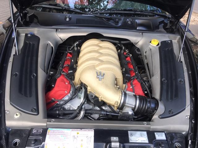 Maserati Spyder 4002 GT décapotable V8 CAMBIOCORSA 390 CHV
