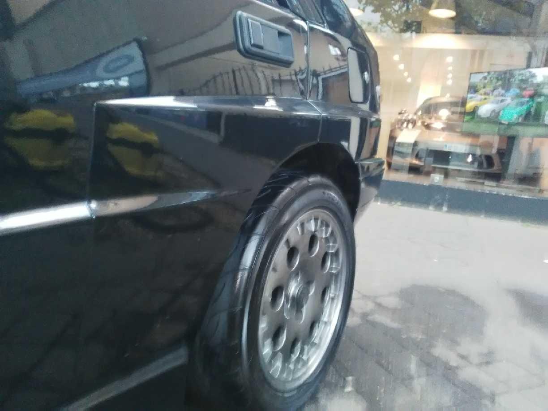 Lancia Delta HF INTEGRALE 16v 2.0L i Turbo 200 chv (831) R86 Cuir noir