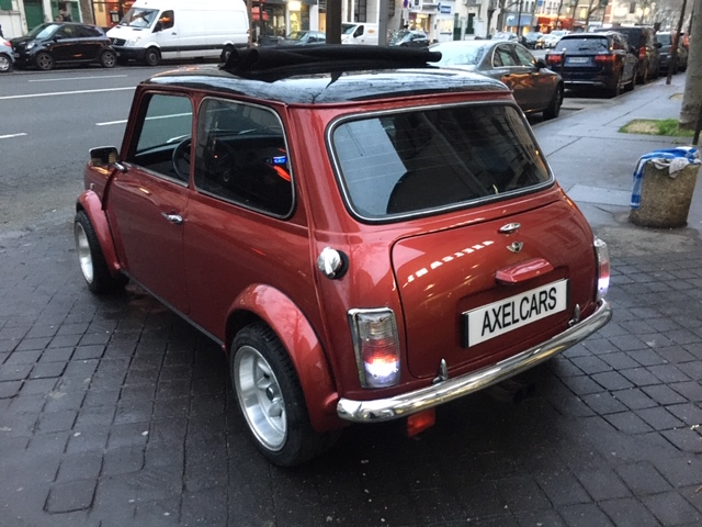 Mini Austin Cooper