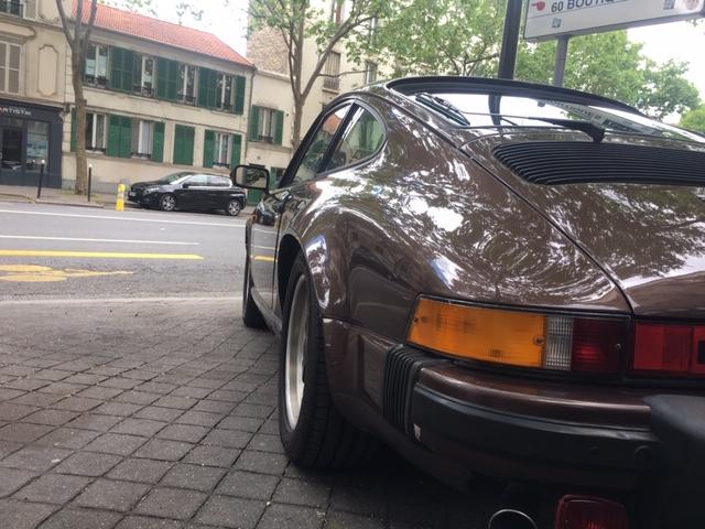 Porsche 911 SC 3.0l 204 chv Coupé