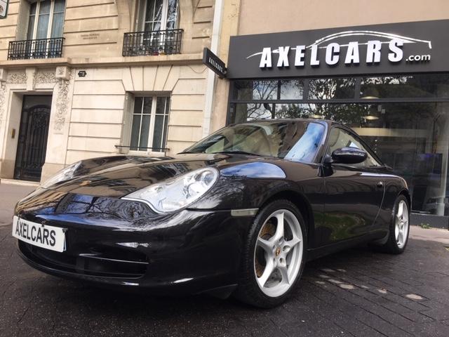 Porsche 996 Targa 3.6 CARRERA Tiptronic