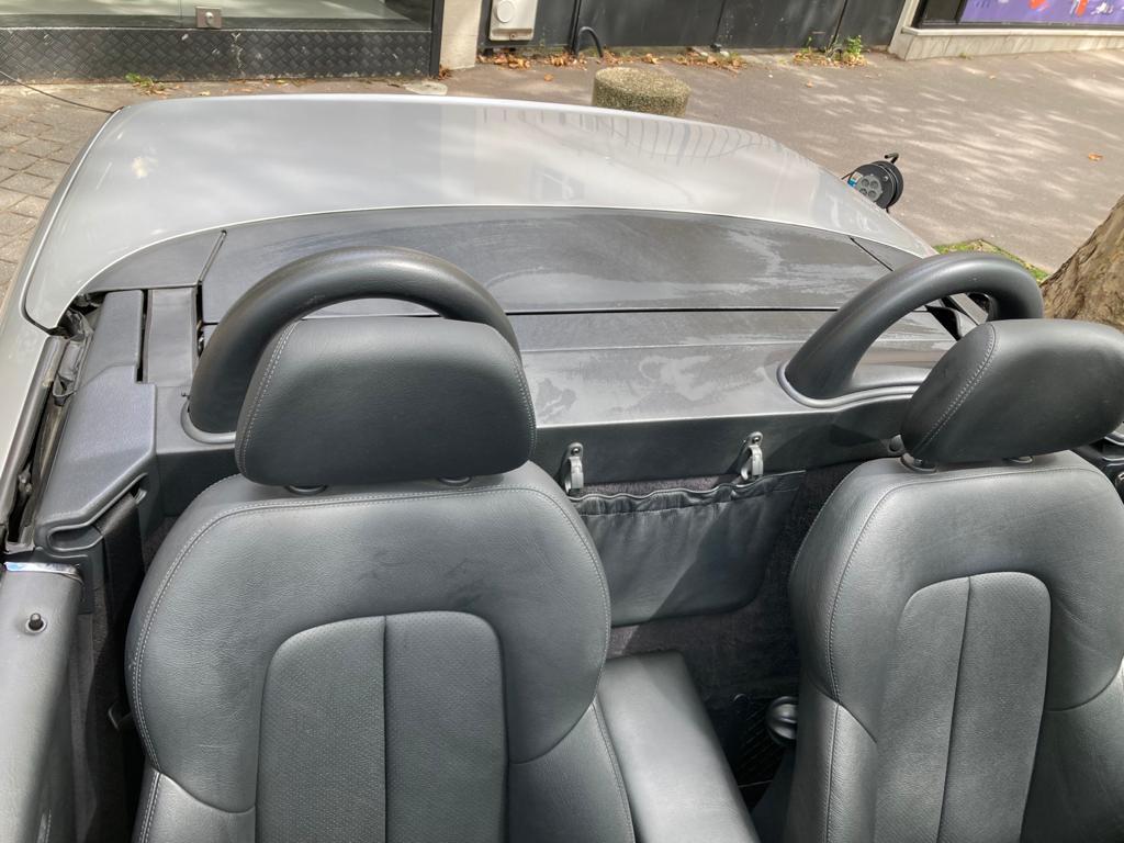 Mercedes-Benz SLK 200 kompressor 163 CHV BVM6