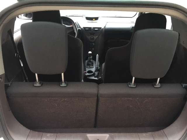 Toyota iQ 68 CHV VVT-i SOL 4 PLACES
