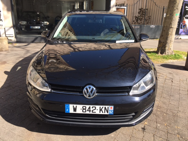 Volkswagen Golf VII 1.2 TSI CUP 5 PORTES