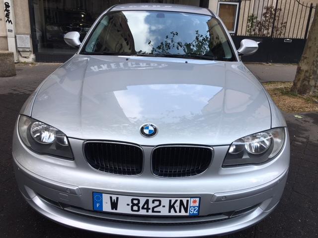 BMW Série 1 116 i 2.0 122 CHV 5 Portes