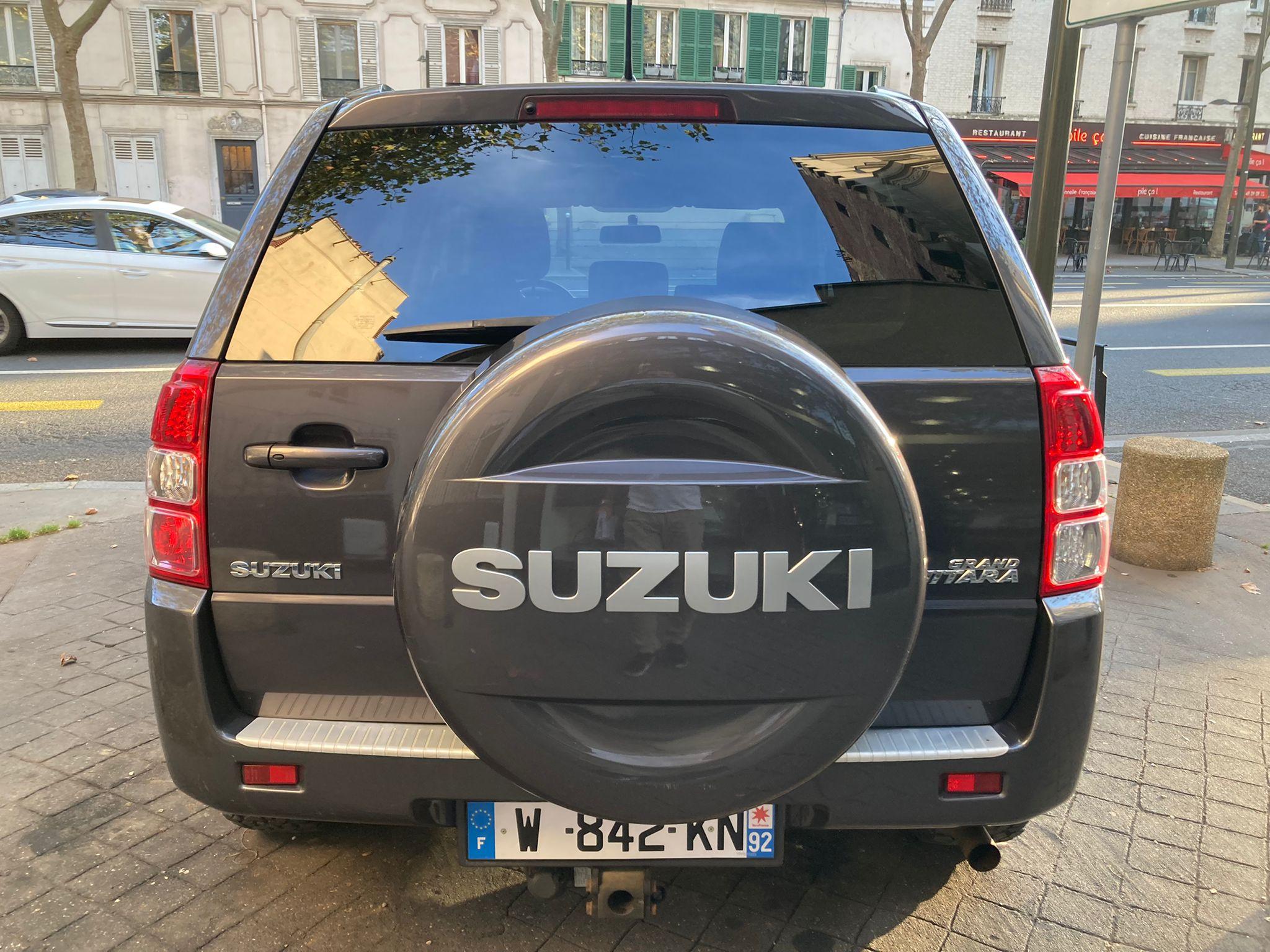 Suzuki Grand Vitara 2.4 VVT COMFORT 170 CHV 4X4 5 PORTES