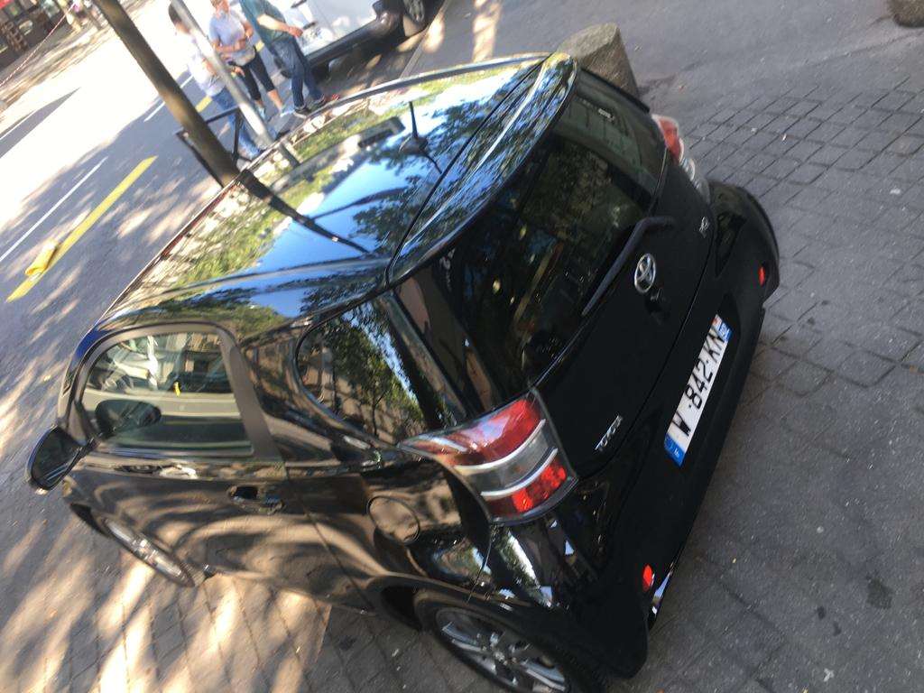 Toyota IQ 68 CHV VVT-I CITY MULTIDRIVE BVA