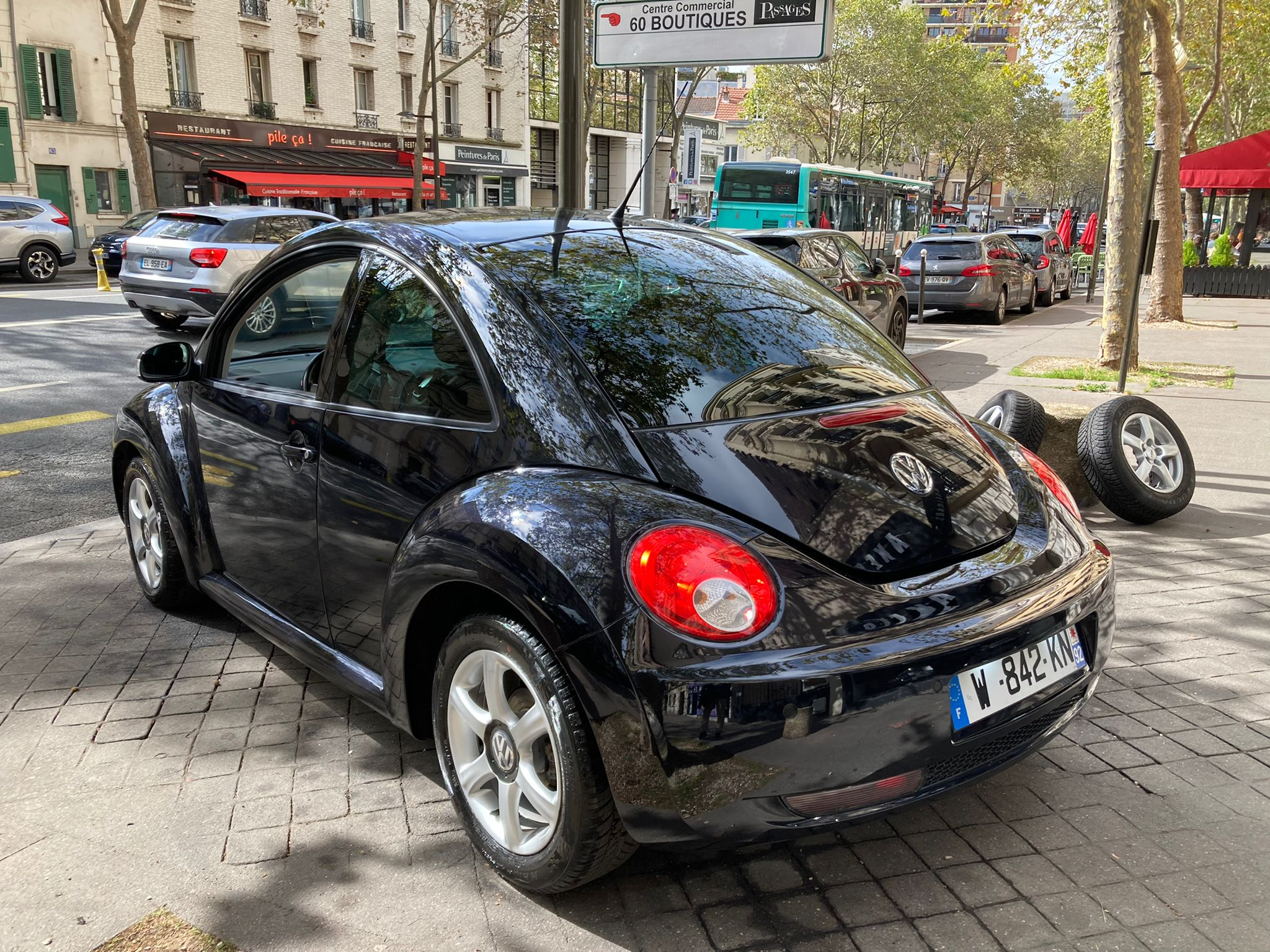 New Beetle 2.0 Freestyle 115 CHEVAUX